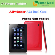 7 inch tablet 2G GSM sim Card slot phone functions allwinner A13 android 4.0 dual camera bluetooth(China (Mainland))