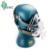 BMC F1A Full Face Mask Рото-носовая маска подходит CPAP аппарату для терапии ХОБЛ храпа с размер SML подключается к лице трубкеи держатели