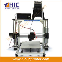 HIC Upgraded High Quality Precision Reprap Prusa i3 3d Printer DIY kit with Auto leveling Function