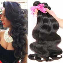 Cheap Hair Bundles 7A Peruvian Virgin Hair Body Wave 3 Bundle Deals Human Hair Peruvian Body Wave Virgin Peruvian Hair Bundles