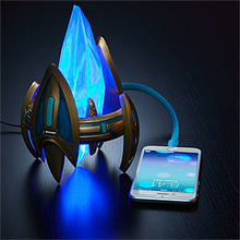 protoss pylon USB charger toy(China (Mainland))