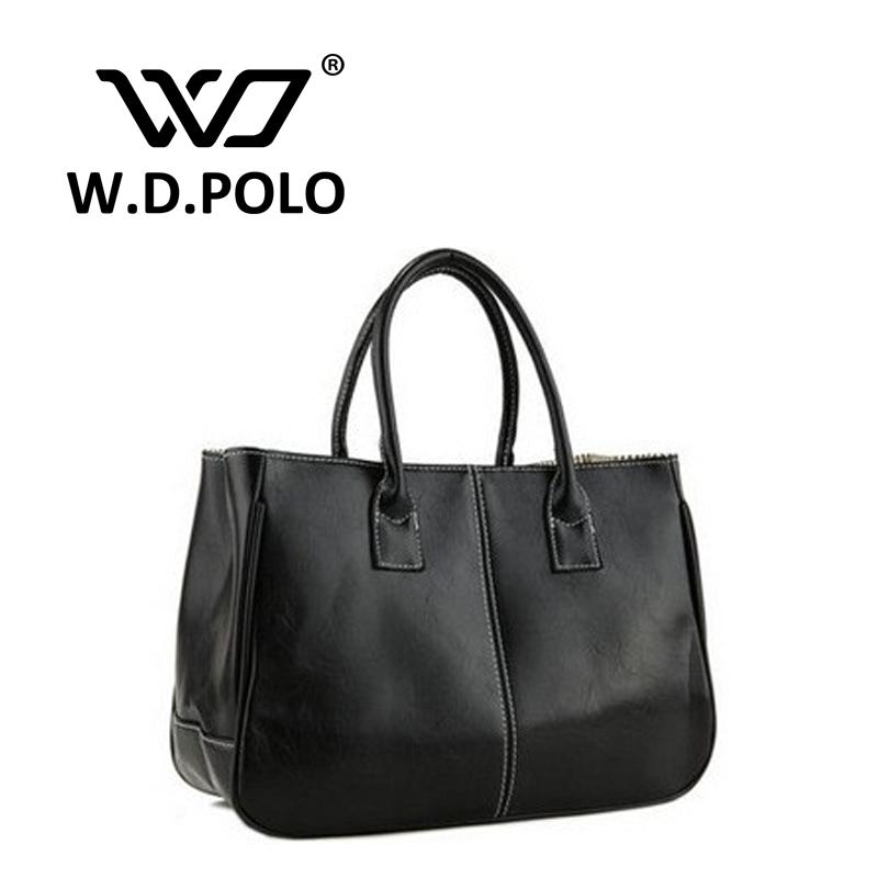 W.D.POLO Valentine tote handbags high quality cheap women beach bag lady shopping bags modern female tote with cloth insideM1864(China (Mainland))