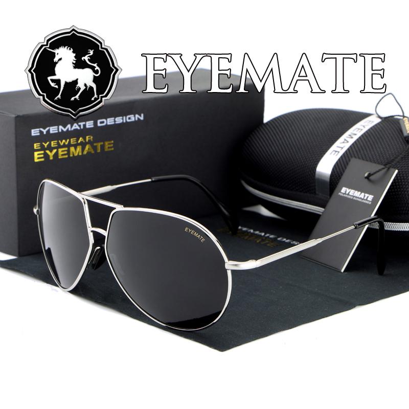 NEW Arrival Brand Designer Cool Polarized Sports Men Pilot Sunglasses UV400 Sun Glasses Free Shipping(China (Mainland))