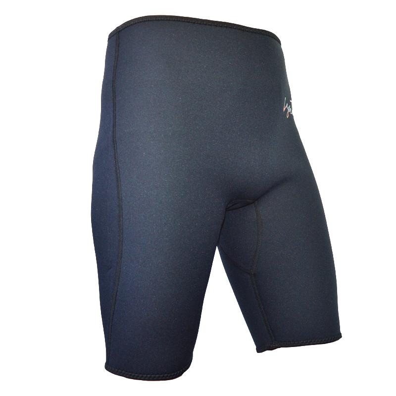 Layatone black 3mm Neoprene Wetsuits Women Surfing Swim Shorts K1602D<br><br>Aliexpress