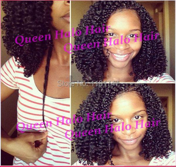 Top quality Grade 6A#1b virgin brazilian afro curl full lace wig for black women 100% virgin remy human hair wigs free shipping(China (Mainland))