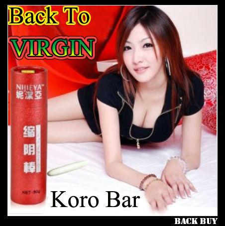 Free Shipping Women Vaginal Nourish Bar,Female Koro Bar,Pure Herbaceous Plant Vaginal Repair,Virgin Back Tool,BB42