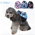 Blue Pink Green Pet Carrier Pack Dog Bag Backpack Solid Oxford Lillte Dogs Bag Mochila Perro