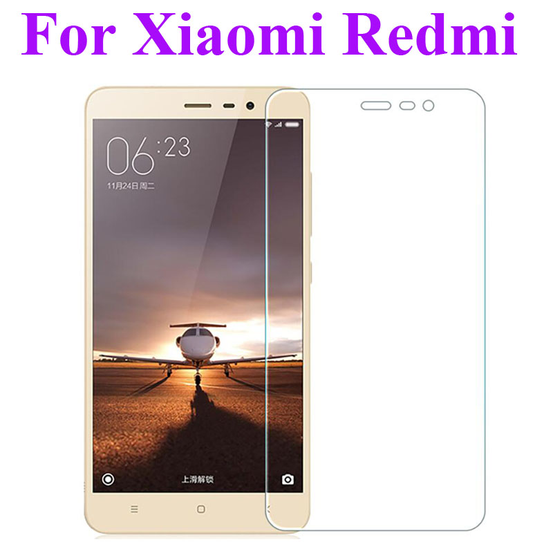 2.5D 9H Tempered Glass Xiaomi Mi5 Mi3 Mi4 Mi 4C 4i 4S Hongmi Redmi 2 3 3S Note Pro Screen Protector Toughened Film  -  Shenzhen Xinhuaying Keji Co., Ltd store