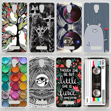 Case For Lenovo A2010 A1000 Colorful Printing Drawing Plastic Cover for Lenovo A 2010 1000 Fashion Hard Phone Cases