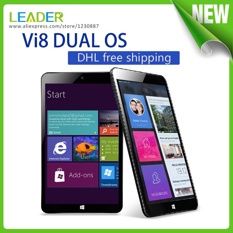 CHUWI Vi8 Windows 8 Android 4 4 Dual OS Tablet pc RAM 2GB ROM 32GB 8