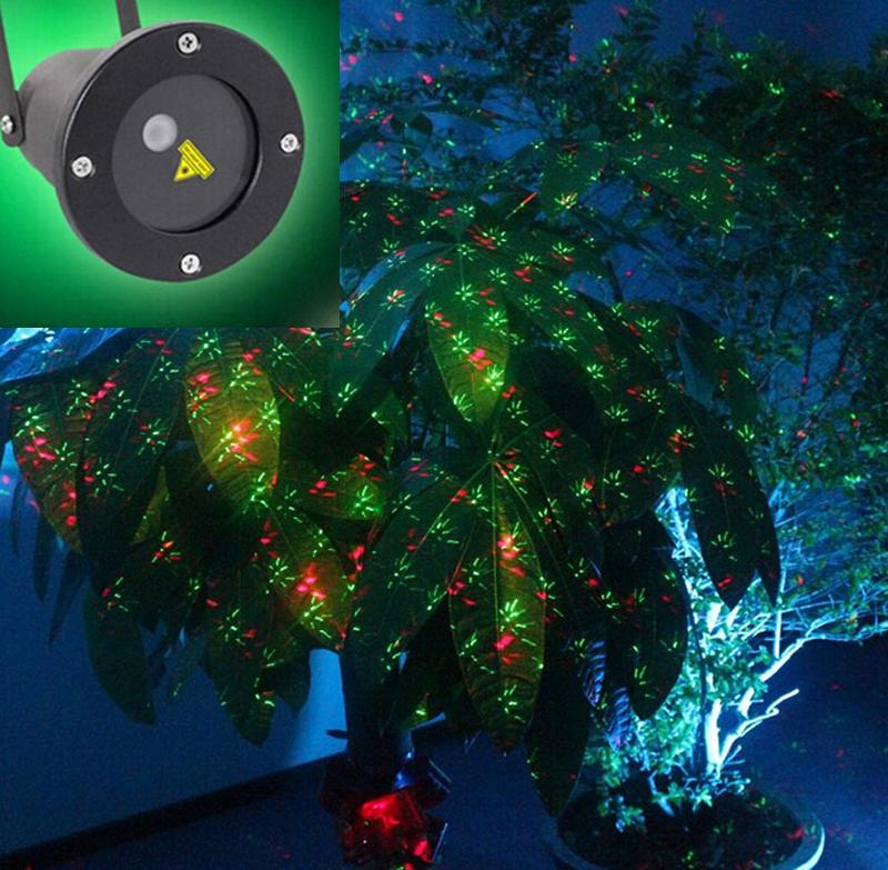 Top ip65 outdoor waterproof laser lights projector for Best light decoration