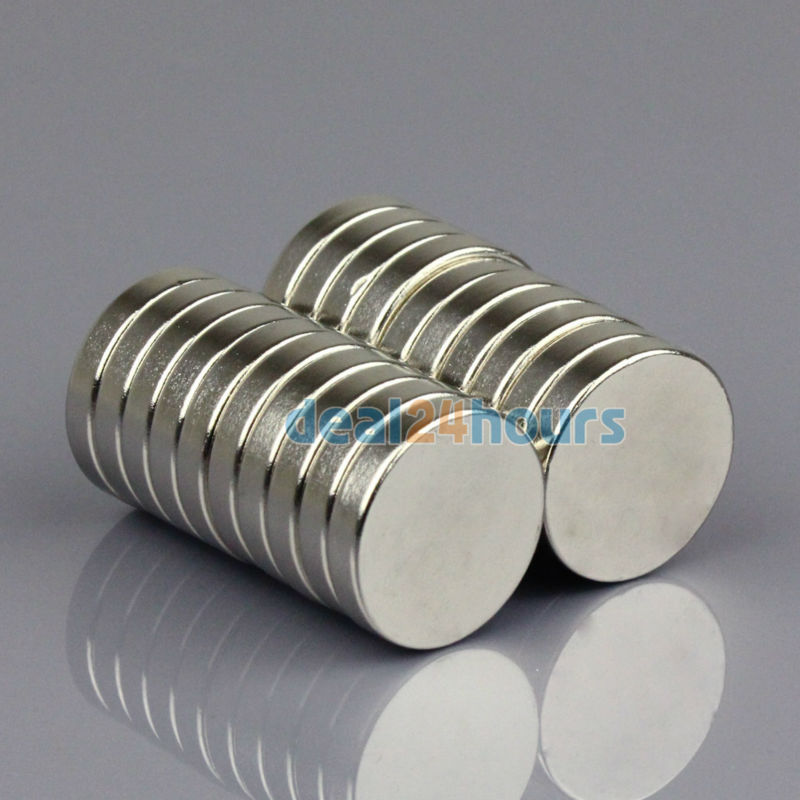 20pcs N50 Super Strong Round Disc Cylinder Magnets Rare Earth Neodymium 20mm x 4mm Free Shipping<br><br>Aliexpress