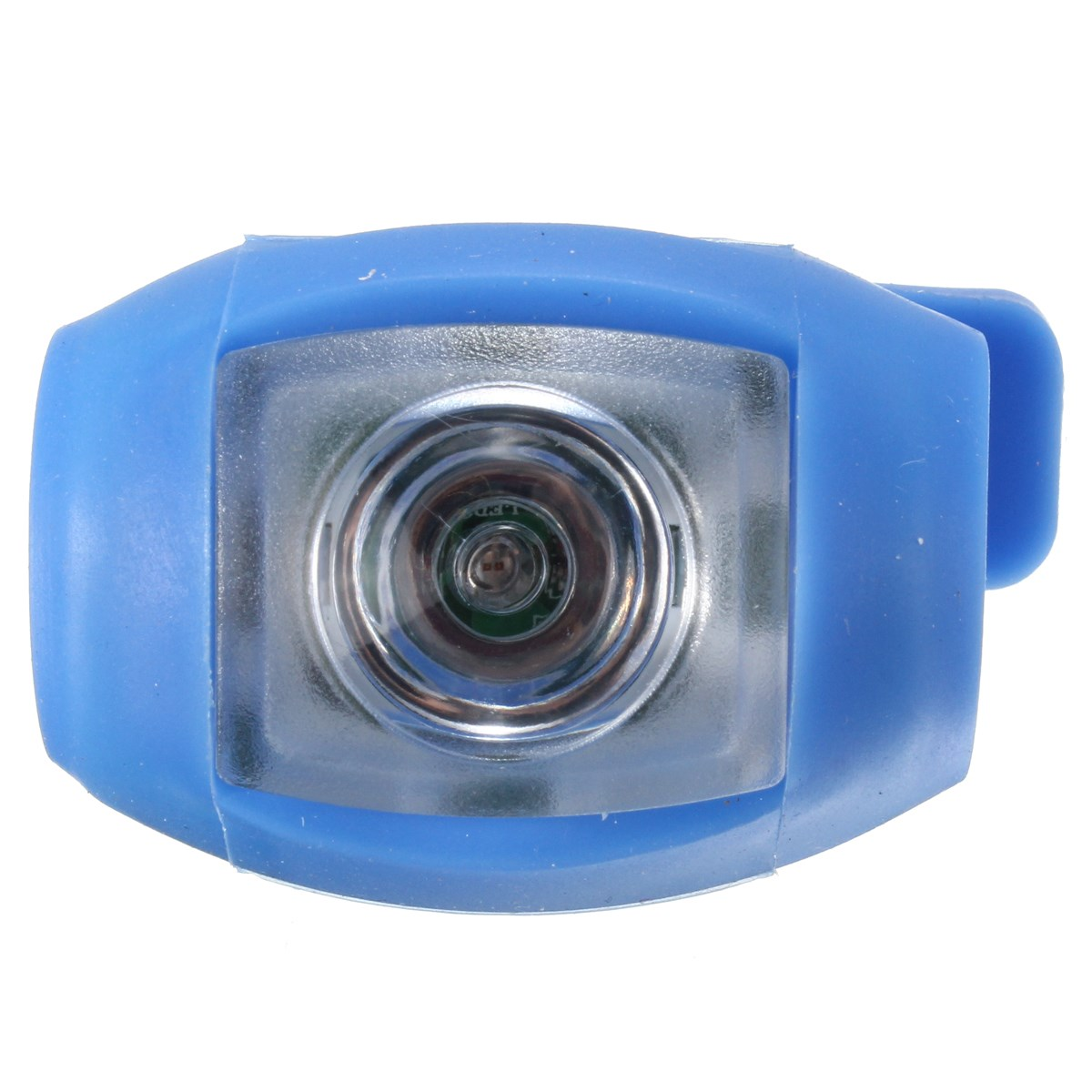 New USB Rechargeable LED Warning Rear Tail Lamp Bike Bicycle Cycling Light