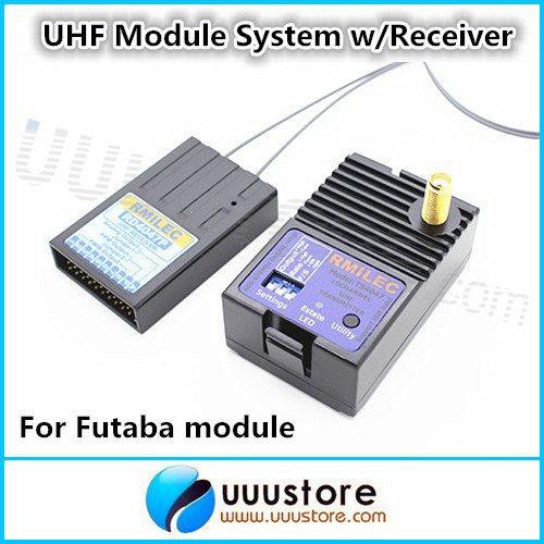Здесь можно купить  FPV RMILEC TS4047 10CH 2.5W UHF Module System with Receiver for Futaba module  Игрушки и Хобби
