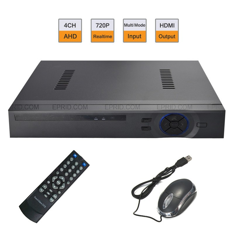 Security 4Ch AHD-M DVR/ 8CH Realtime 1080P NVR Video Recorder Multi Mode<br><br>Aliexpress