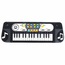 Multifunction Kids Children 32 Keys Electronic Keyboard Music Toy Educational Cartoon Piano Toy Gift For Children Kids(China (Mainland))
