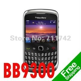 BLACKBERRY UNLOCKED 9300 CURVE 3G WIFI   refurbished phone