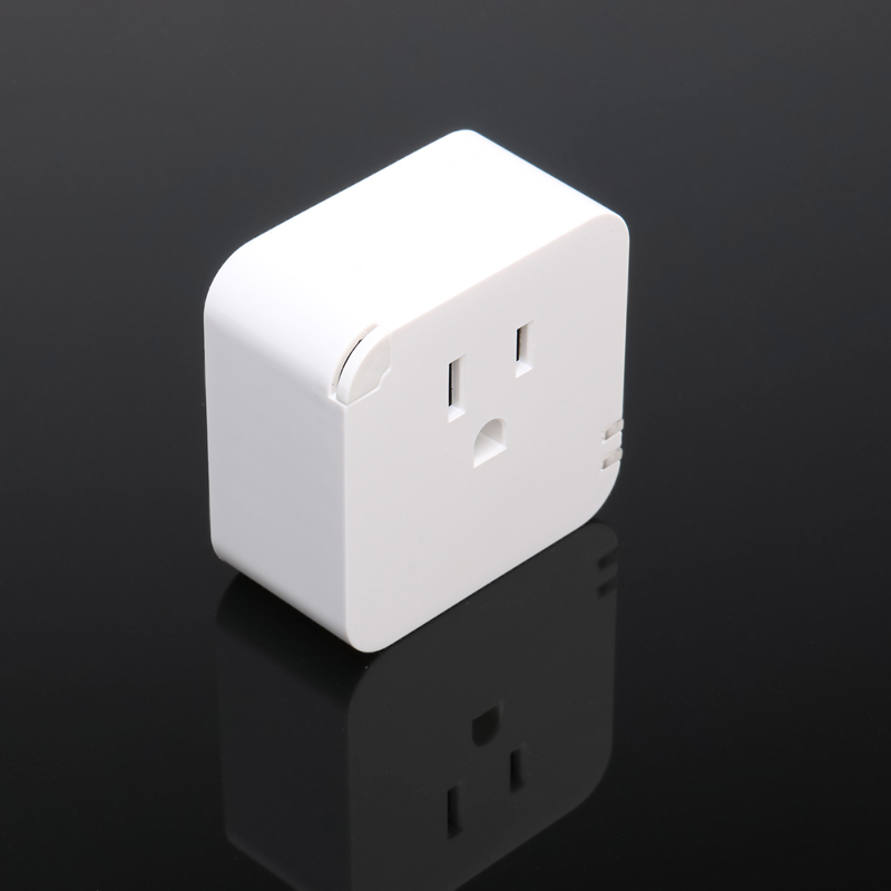 Smart Home EU US Wifi Power Socket Plug Outlet Cell phone Wireless Controls for iphone ipad Android