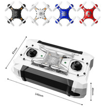 FQ777 Professional micro Pocket Drone 4CH 6Axis Gyro mini quadcopter RTF RC helicopter Toys(China (Mainland))