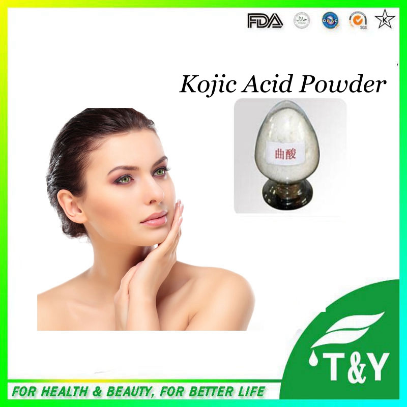 Hot selling High Quality top grade kojic acid powder with bottom 600g/lot<br><br>Aliexpress