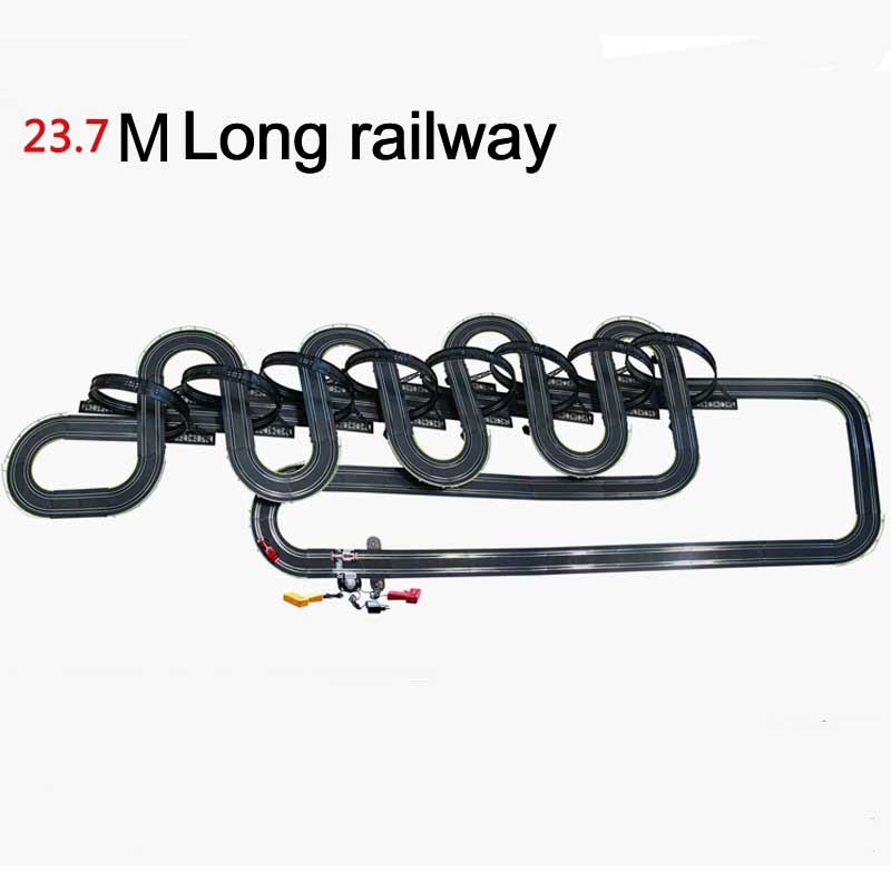 Children's Toy custom large 1:43 model railroad electric remote control train rail car track railway toy sets for business gift(China (Mainland))