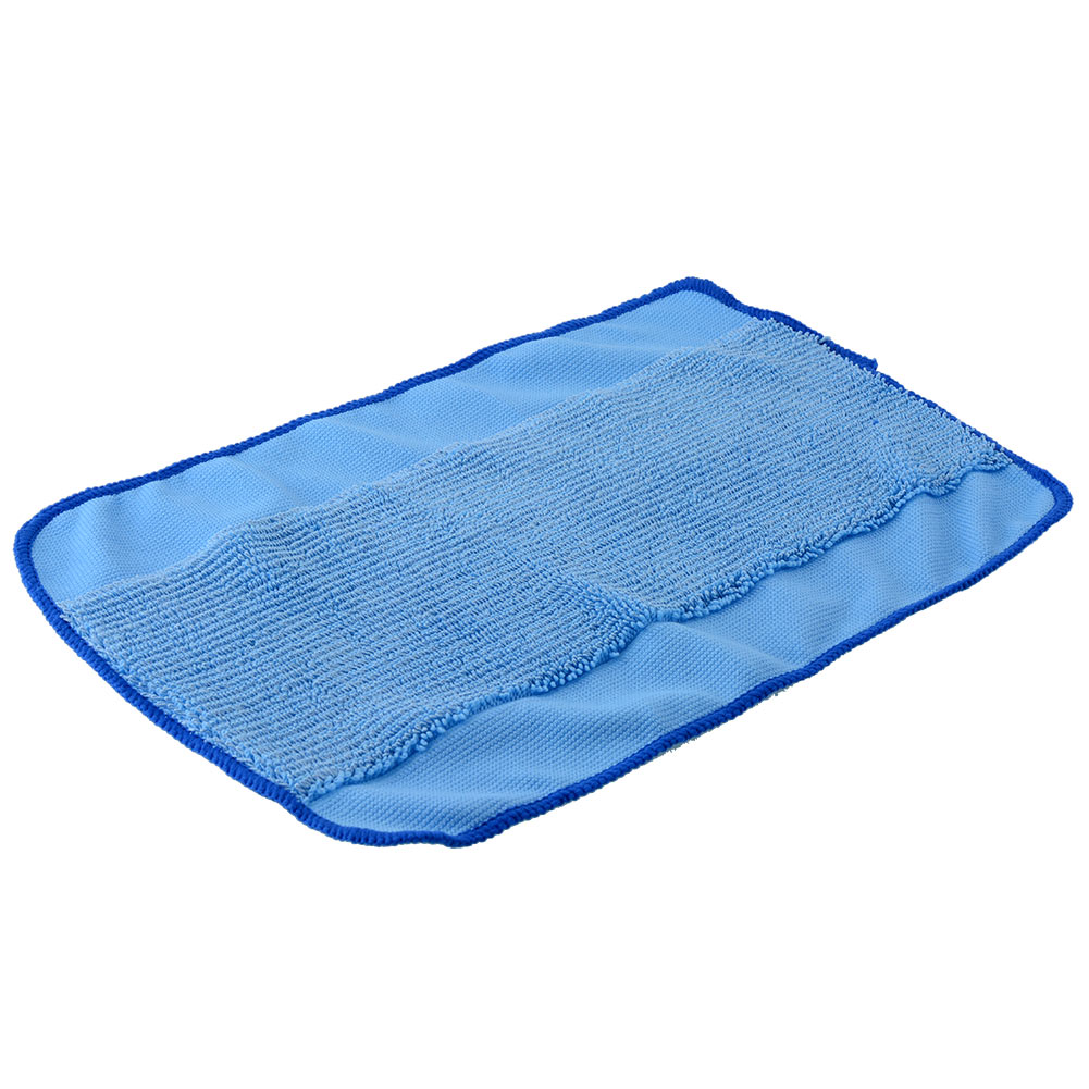 Washable Reusable Microfiber Mopping Cloths for iRobot Braava 380t 320 Mint 5200 Robotic Home Essential(China (Mainland))