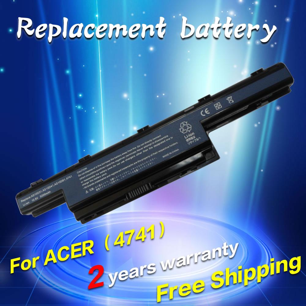 Laptop Battery 3ICR19/66-2 934T2078F AS10D AS10D31 AS10D3E AS10D41 BT.00603.111 for Acer Aspire 5342 5733 5733Z 5749 <br><br>Aliexpress