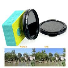 Xiaomi Yi action camera 52mm CPL lens Filter Circular Polarizing Filters For Xiaomi yi Camera Lens Protector