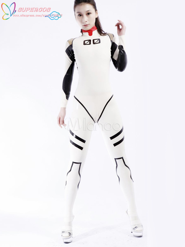 High Quality Halloween Carnival Party Trendy Unisex Bodysuit Latex Catsuits Zentai Suit