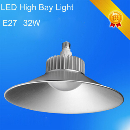 LED High Bay 32W industrial light for factory Lighting warehouse Lamp AC220-240V White/Warm White(China (Mainland))