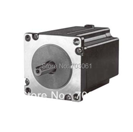 Cnc 2 phase round small stepper motor nema 34 stepping for Very small stepper motor