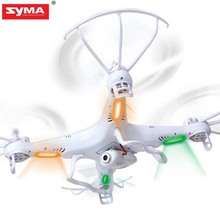 Syma X5C Explorers 2.4Ghz 4CH 6-Axis Gyro RC Quadcopter with HD Camera RTF(China (Mainland))