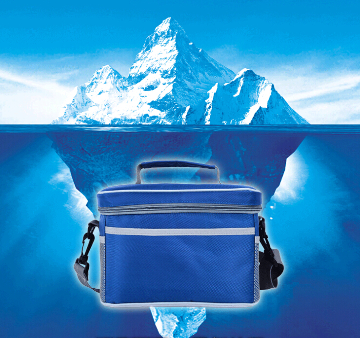 Portable Travel Camping Outdoor Picnic Necessity Kit Lunch Bag Cool Bag Cooler Lunch Box Handbag(1*cooler bag1)(China (Mainland))