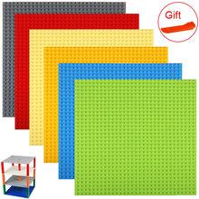 "2017 New Small Bricks Baseplates 32*32 Dots Base plate Size 10*10"" DIY Building Blocks Toys Compatible with major brand blocks (China (Mainland))"