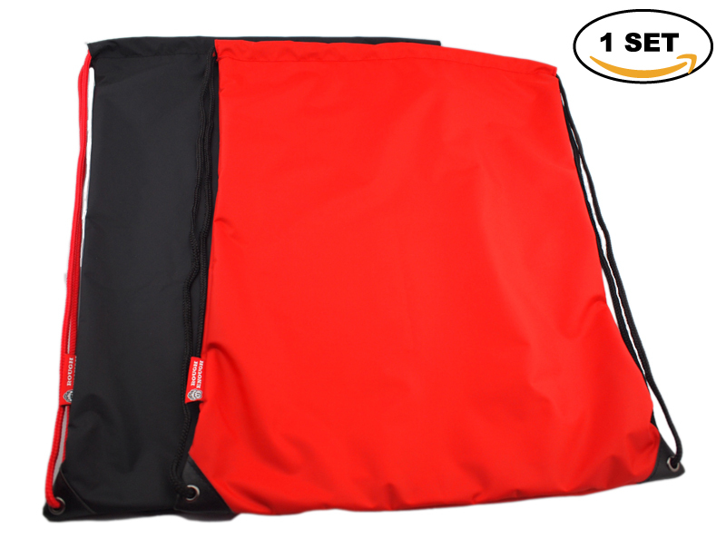 ( Free Shipping Worldwide )Rough Enough Drawstring Sack backpack Gym shoes wet bag Carry All Bag Sport Gym Washable waterproof(China (Mainland))