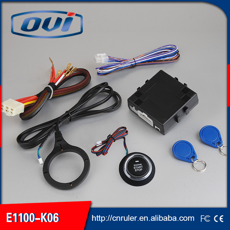 Auto engine start with RFID with push button start system with remorte start in long-distance<br><br>Aliexpress