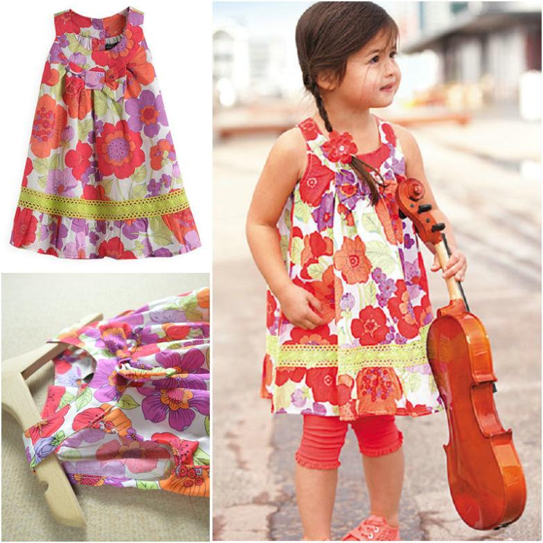 Names Of Little Girls Designer Clothes summer little girl dress