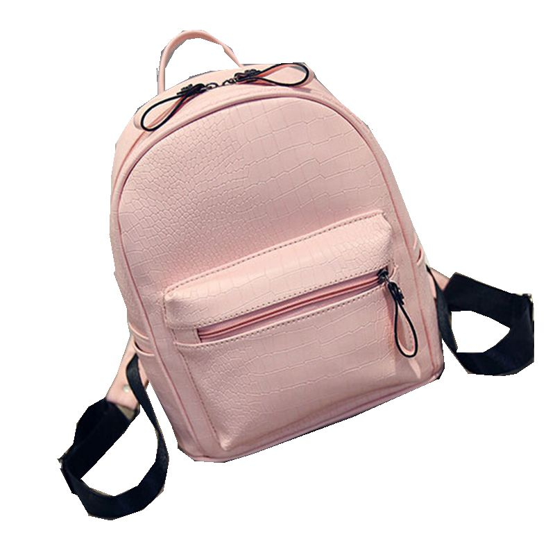 buy 2016 fashion women backpacks women 39 s pu leather small. Black Bedroom Furniture Sets. Home Design Ideas