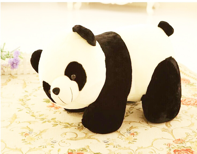 28cm hot sale panda is Nice gift on many occasion(China (Mainland))
