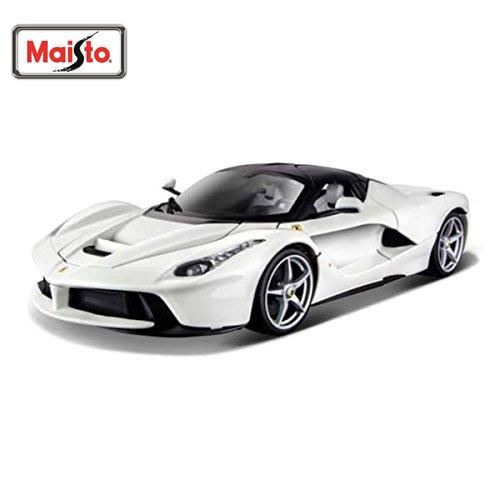 Maisto Bburago 1:24 Racing Race Diecast Model Car Toy New In Box Free Shipping(China (Mainland))