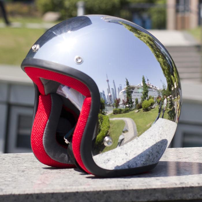 Livraison gratuite 2014 nouvelle marque moto casco chrome capacete casque de - Laposte mon espace client nouvelle livraison ...