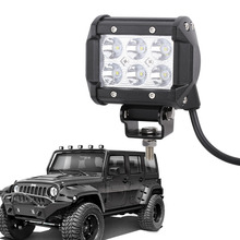 4inch 18W CREE LED Offroad Driving Work Spot Light