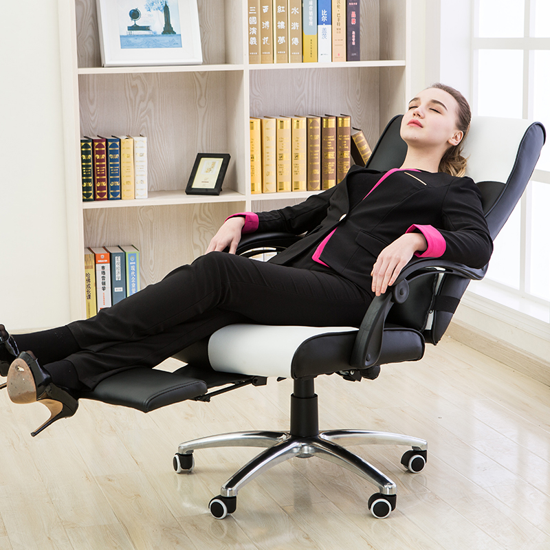cavert swivel leather computer chair home office chair lift