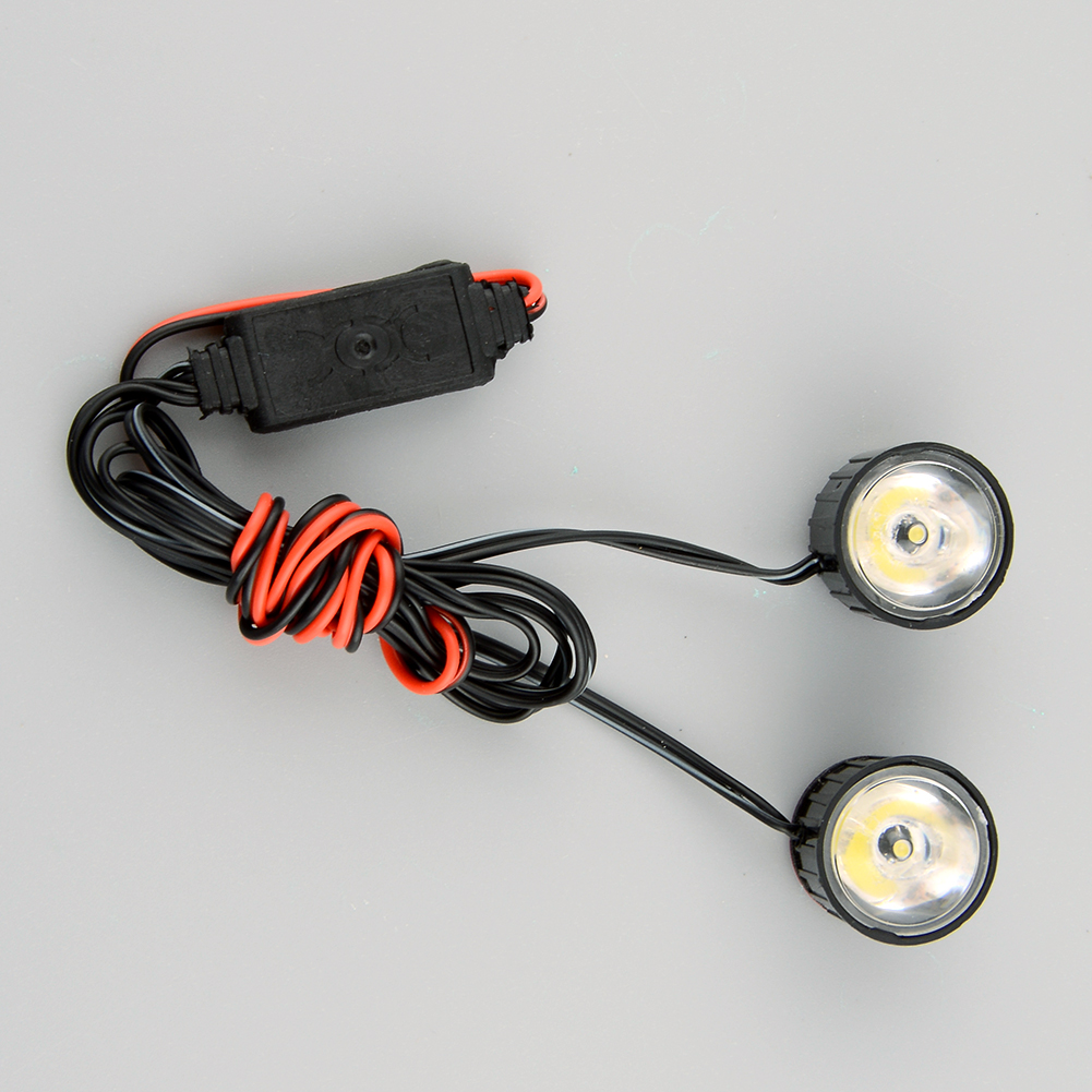 High quality Motorcycle Motorbike Flash Strobe Emergency Warning Brake Light LED Safty Lamp Lighting White New<br><br>Aliexpress