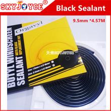 1X Car external headlight shell sealant light house BUTYL RUBBER GLUE HID HALOGEN LED Headlamp sealer SEALANT adhensive tape(China (Mainland))