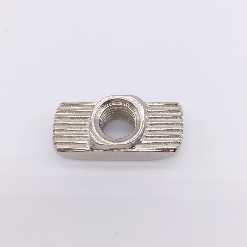 T Nuts M5 Thread Hammer Nut 30 Series T Slot Aluminum Extrusion 100 Pcs<br><br>Aliexpress