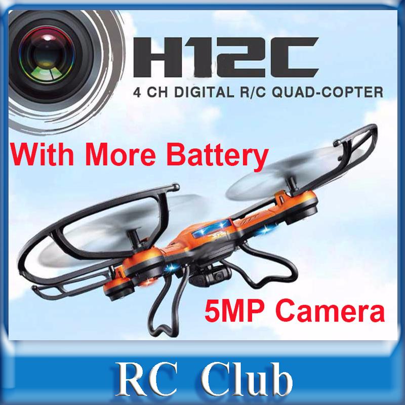 Игрушка на радиоуправлении JJRC H12C 6 4CH RC 5 игрушка на радиоуправлении jjrc h12c dfd f181 fpv hd 5 0mp nswb d 8 3