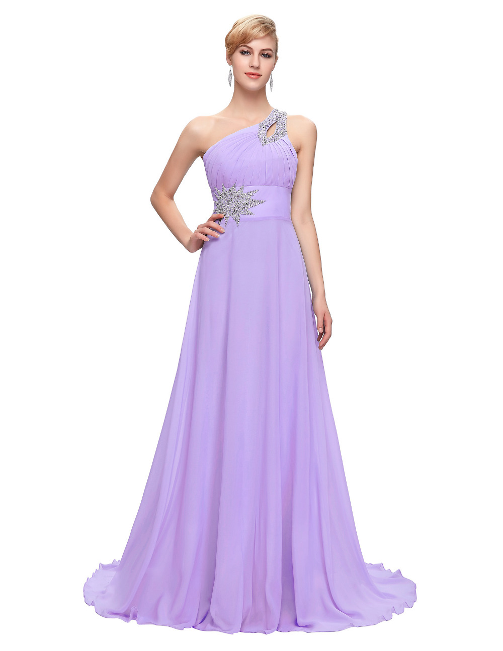 Cheap Lilac Bridesmaid Dresses - Junoir Bridesmaid Dresses