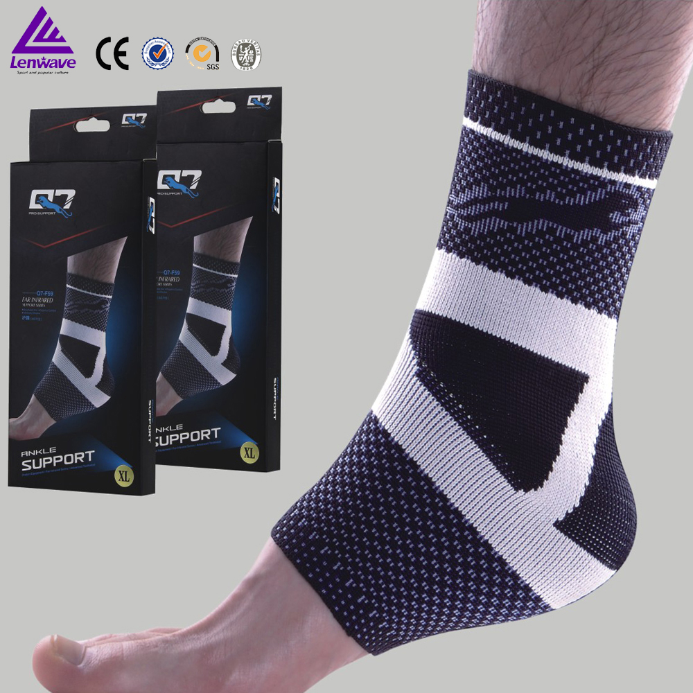 elastic ankle support ankle protector volleyball/soccer ankle brace foot protection ankle Far Infrared neoprene sports safety(China (Mainland))