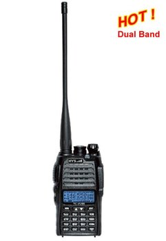 CE&FCC&RoHs Dual Band Transceiver with 5W Power+one year warranty